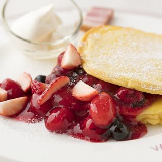 100%国産米粉の美味しさと健康を両立した新感覚パンケーキ