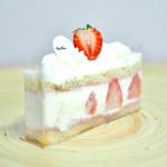 シンフラ - '19.08苺のショートケーキ