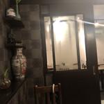 本格四川料理 三鼎 - 綺麗な個室でした
