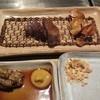 上田 - 料理写真:メインのステーキ(レア)
