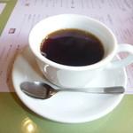 アガノ - 普通のホットコーヒー
