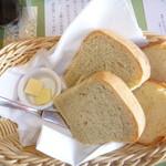 アガノ - 天然酵母のパン