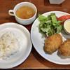 ビストロ コゥジィ - 料理写真:カニクリームコロッケ 995円