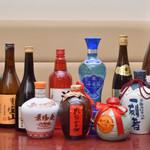 健康中華庵 青蓮 - 生ビール、瓶ビール、ハイボール、芋焼酎、麦焼酎、日本酒、紹興酒、果実酒、酎ハイ、特製サワー、ソフトドリンク
