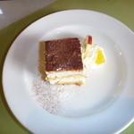 アガノ - ティラミスケーキ