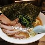 五丁目ハウス - チャーシュー麺¥880+のり¥50+のり¥50