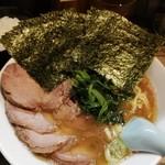 五丁目ハウス - チャーシュー麺¥880+のり¥50+のり¥50 サテライトビュー
