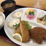 八洋 - 日替わり♪ 650円