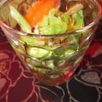 11494518 - 『ミニサラダ』クラスに入って食べ易い!
