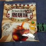114942292 - 蒟蒻(こんにゃく)ゼリー コーヒー味 6個_108円