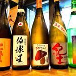 旬 六本木 - 秋の日本酒