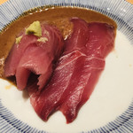 日本橋海鮮丼 つじ半 - 鯛刺身