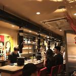 炭焼塩ホルモン『あ』神戸酒場 - 内観写真: