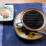 こだわり かふぇ - 料理写真:珈琲・太郎坊(400円)