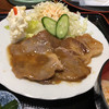 喰い処菜味季 - 料理写真:生姜焼き