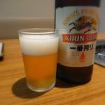 千里 - 瓶ビール 201909