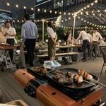 日本橋高島屋S.C. BBQ BEER GARDEN -
