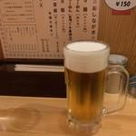 114962713 - 生ビール