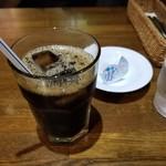 カプリチョーザ - アイスコーヒー。