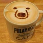 しろくまカフェ - シロクマカプチーノ