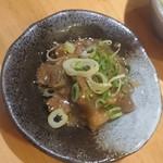 串かつ ひょうたん - どて煮
