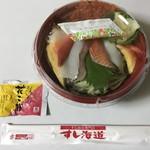 114972802 - 海鮮丼=600円 税別