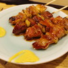 やきとりの一平 - 料理写真:精肉、シロ、タン、ハツ