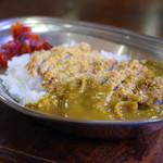 洋食のいし川 - 料理写真:カツカレー