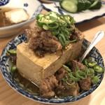 大衆酒場 BEETLE - 自家製肉豆腐