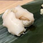 寿司 魚がし日本一 - 〇つぶ貝2かん200円