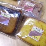 みんなのケーキ屋さん チョコット - 宿河原パウンドケーキ(いちじく・苺・レモン)