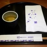 洋麺屋 五右衛門 - テーブルセッティング