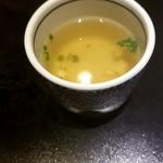 洋麺屋 五右衛門 - スープ