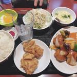 台湾料理 昇龍 - 料理写真:lunch fan!¥1000ランチ