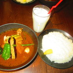 Supukarerabi - チキンto野菜カレー 1274円(税込)【2019年9月】
