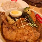 北海道スープカレー Suage -