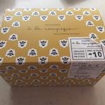 114990232 - ケーキの箱