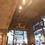 オーサム ストア&カフェ - 雑貨ショップ側に負けないくらいにカフェスペース側もオシャレだったので、機会があればまた足を運んでみたいなぁと思いました。