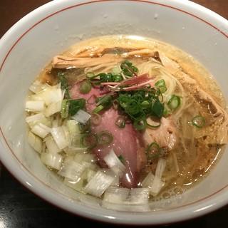 麺や 虎徹 - 料理写真:虎徹ラーメン 塩