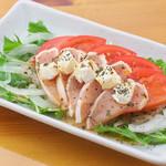 串串 - 鶏のカルパッチョ☆