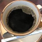 114998874 - ランチサービス、食後のコーヒー