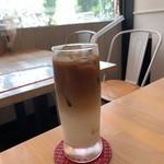 Cafe ルドルフ - カフェラテ