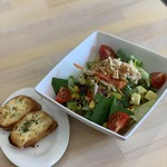 Cafe ルドルフ - 野菜のサラダランチ
