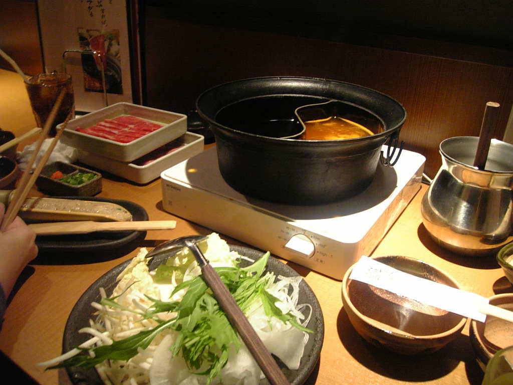 しゃぶしゃぶ 温野菜 上野駅前店