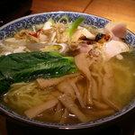 麺屋 空海 - 空海 鶏そば