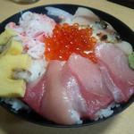 115404 - 海鮮丼