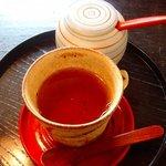 うとうと - 食後のドリンク、コーヒー紅茶から選べます☆