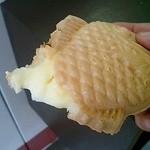 薄皮鯛焼 しっぽのあんこ - しっぽのあんこ野口店 たい焼き(クリーム)