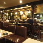 CAFE DE FAN FAN - 店内
