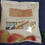 115007377 - 蒟蒻(こんにゃく)ゼリー ピーチ味 6個_98円